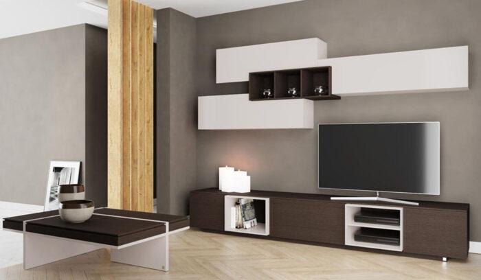 Σύνθεση τοίχου Sabbia | Noto Mobili
